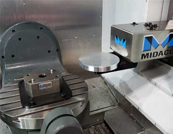 Automatic Multi-Pallet Changer for 5-Axis